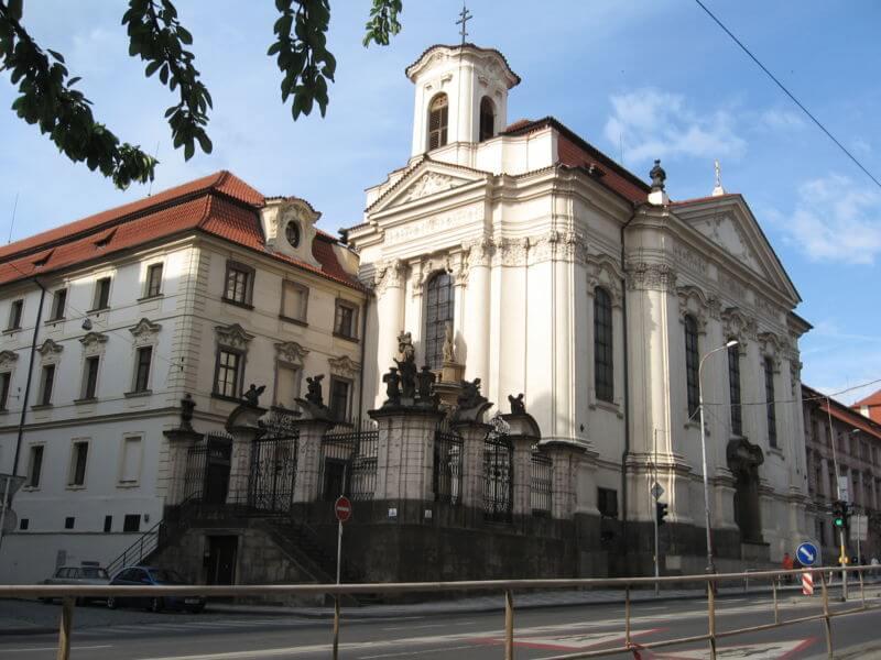 Собор св. Кирилла и Мефодия в Праге