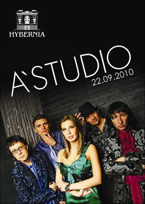A` STUDIO в Праге, 22.09.2010