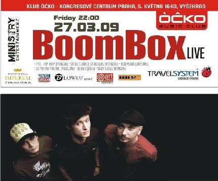 BoomBox в Праге