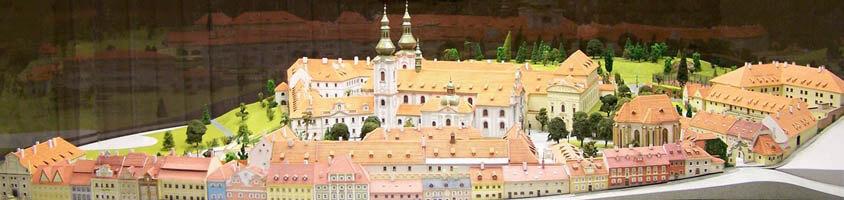 Страговская картинная галерея в Праге