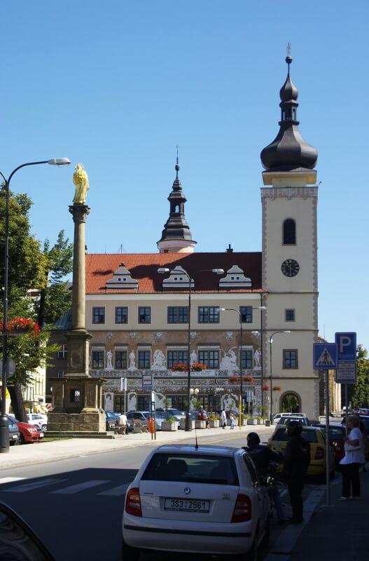 Чешская Липа