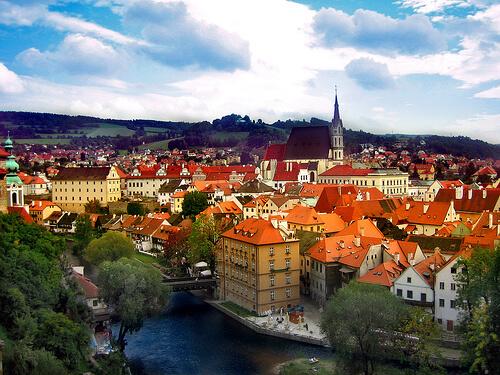 Помощь в организации самостоятельного путешествия в Чехии