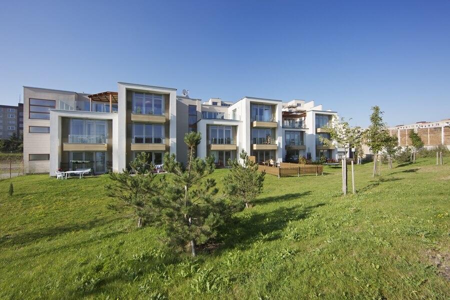 Продажа квартир в районе виловой застройки в Праге 5