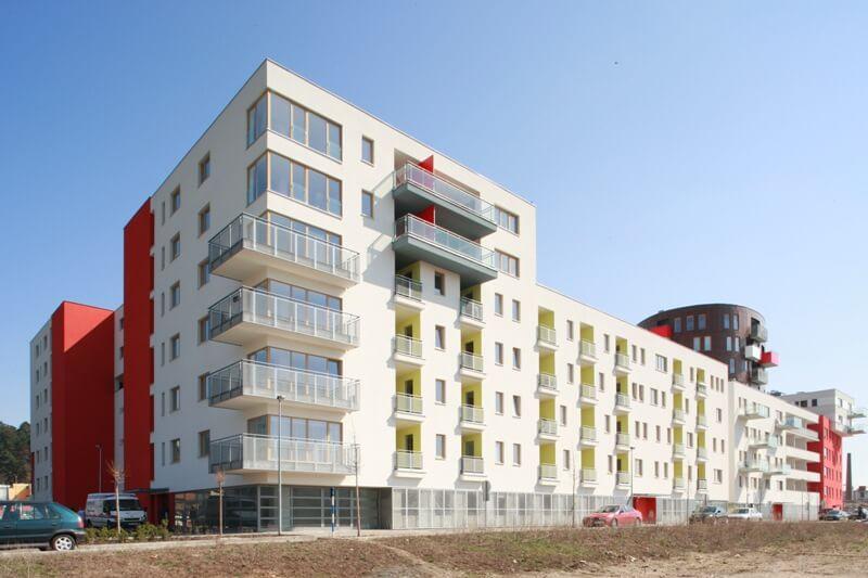 Продажа последней квартиры в современном жилом комплексе в Праге 4