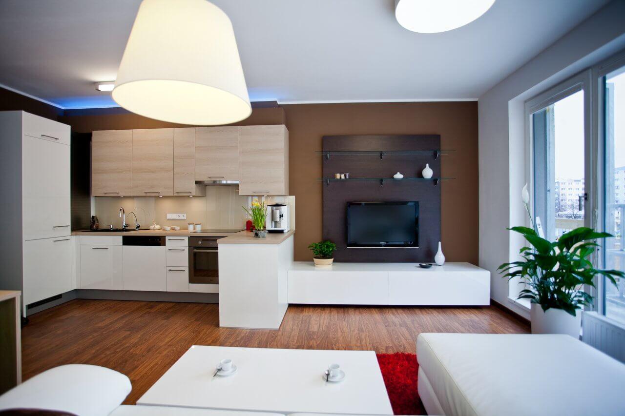 Продажа современных квартир в зеленом районе Праги 10