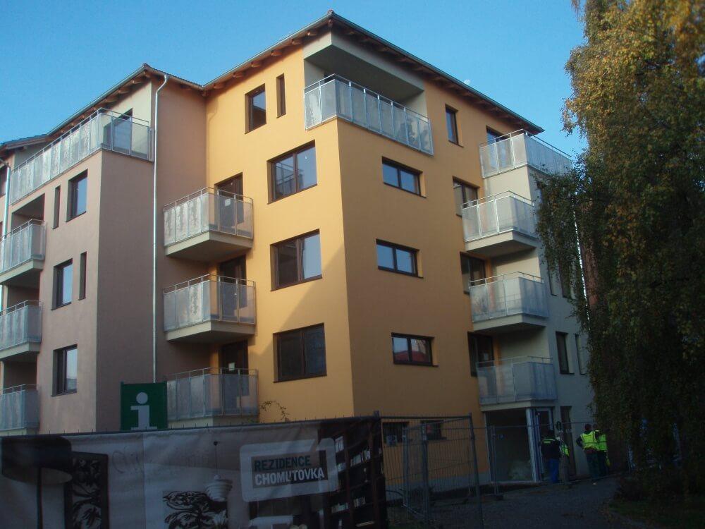 Квартиры в Хомутове