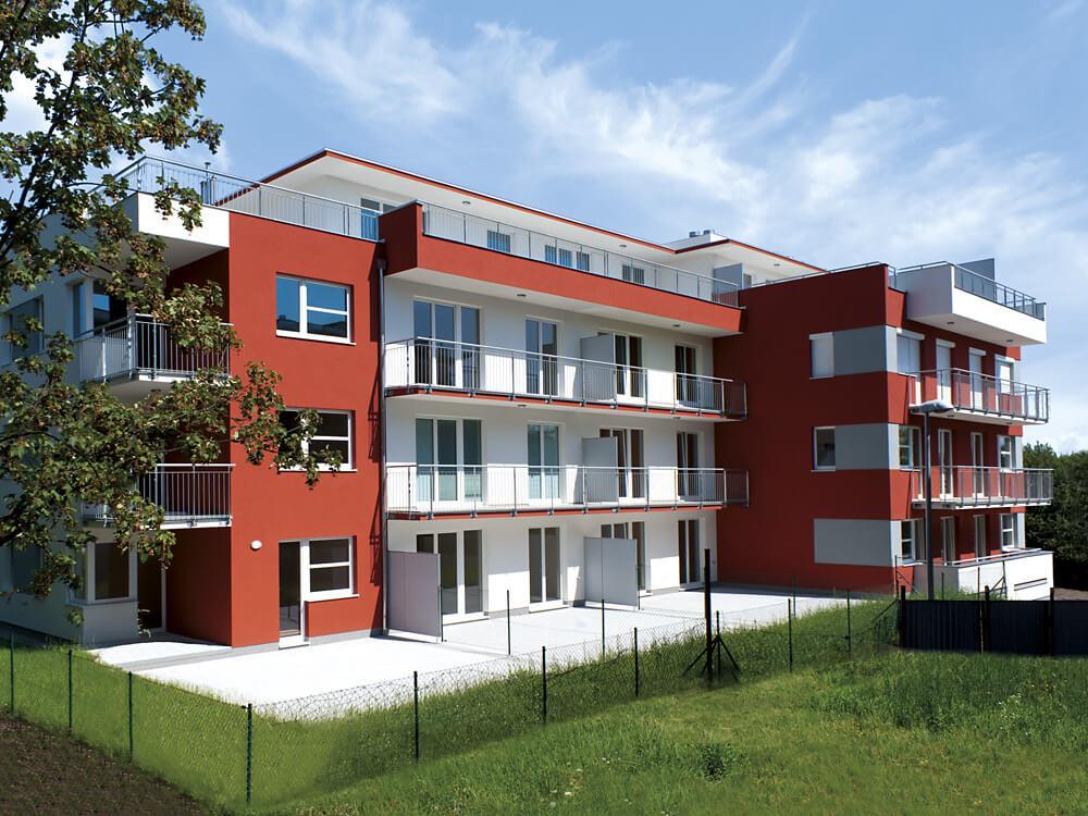 Квартиры в комплексе низкоэтажных домов