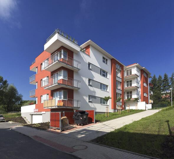 Квартиры в комплексе низкоэтажных домов в 5 мин. езды от станции метро Ладви