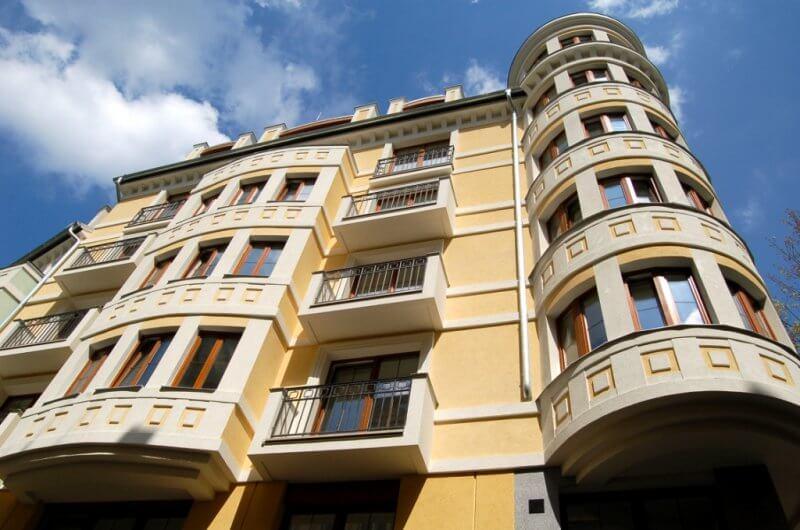 Квартиры класса «люкс» в курортном центре Карловых Вар
