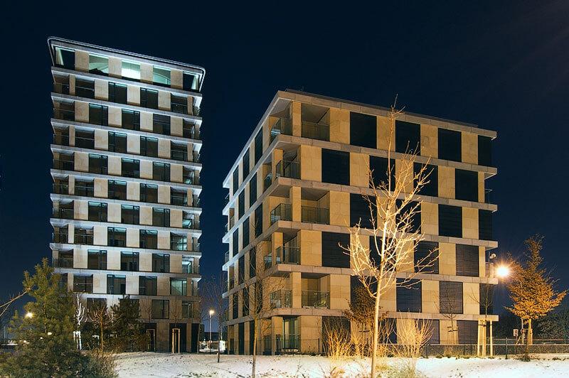 Продажа квартир в Праге 4 с уникальным видом на Влтаву