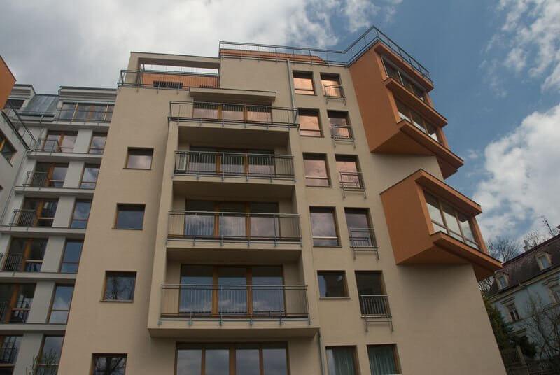 Последняя квартира в центре Карловых Вар с панорамой колоннады