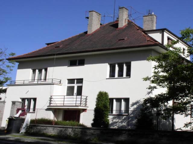 Инвестиционный проект на границе Праги 2 и Праги 10, Винограды
