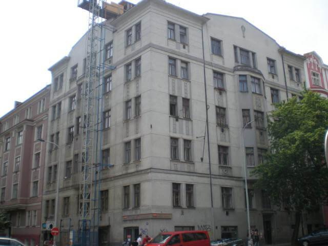 Девелоперский проект в Праге 3, Жижков