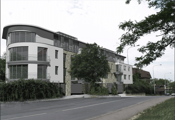 Продажа квартир в новом жилом здании - Прага 10