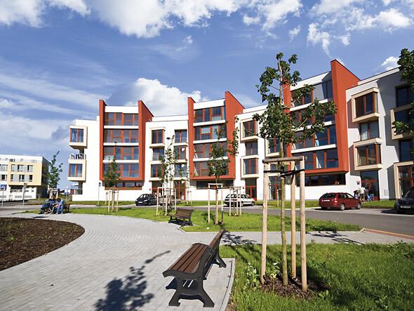 Продажа последней квартиры в комплексе в Праге 5