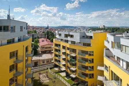 Продажа последних квартир в резиденции в центре города - Прага 3, Жижков