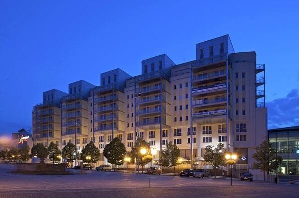 Продажа новых квартир в центре города Мост
