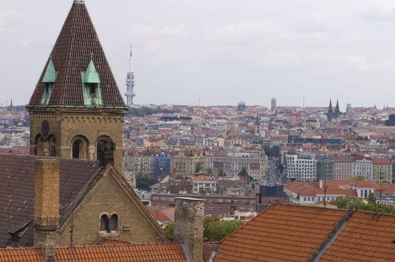 Продажа квартир в резиденции в пошаговой доступности центра - Прага 5