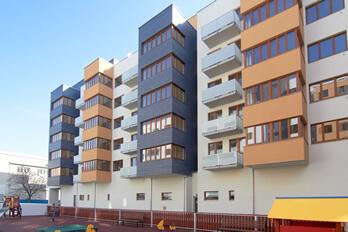 Продажа квартир в жилом комплексе в Праге 4 - Панкрац