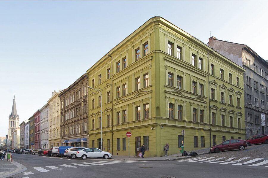 """Продажа квартир класса """"люкс"""" в центре города - Прага 3, Жижков"""