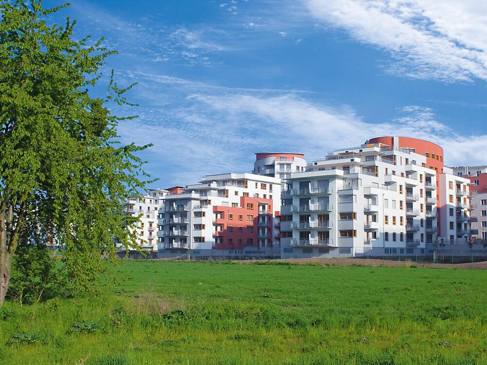 Продажа последней квартиры в новой резиденции на окраине природного парка