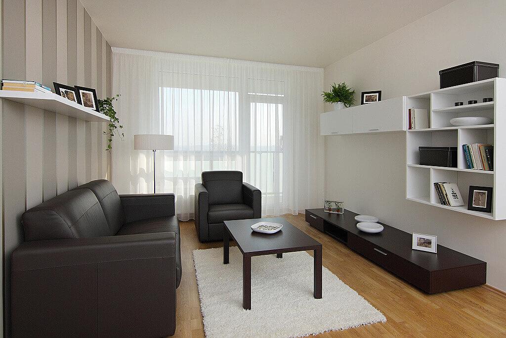 Продажа новых квартир в комплексе в Праге 5