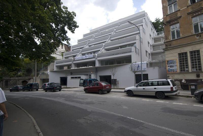 Продажа последней квартиры в новом жилом комплексе, Карловы Вары