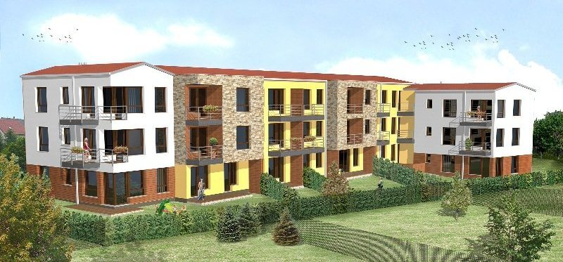 Продажа квартир в новом проекте - Хоромержице