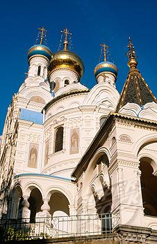 Храм св. Петра и Павла в Карловых Варах