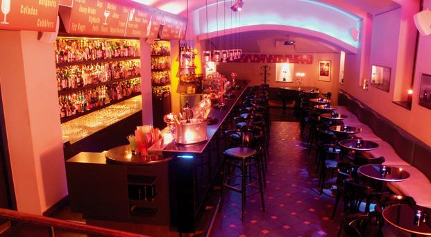 Bugsys Bar в Праге