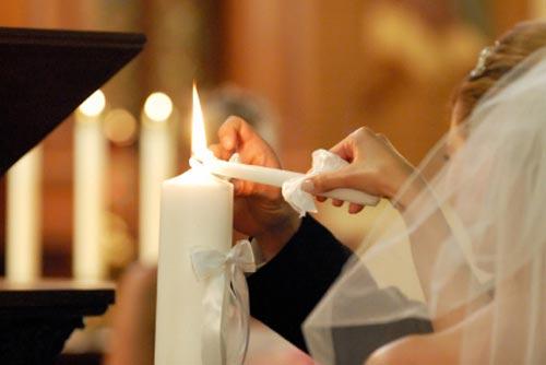 Венчание в Чехии