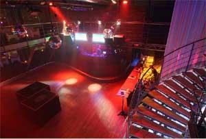 ночной клуб в Праге
