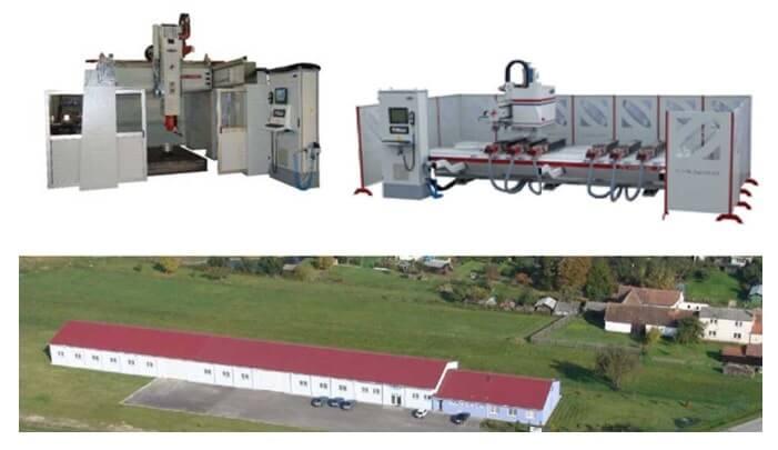 Производитель обрабатывающих станков с ЧПУ (код 151)