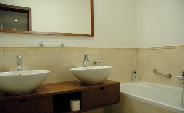 Ремонт ванной комнаты в Чехии
