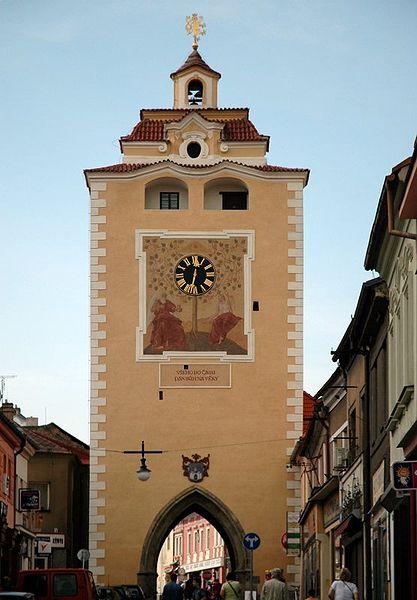 Плзеньские ворота