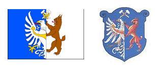Герб и флаг города Кладно