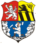 герб города Крупка