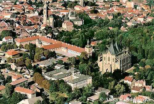Кутна Гора, Чехия