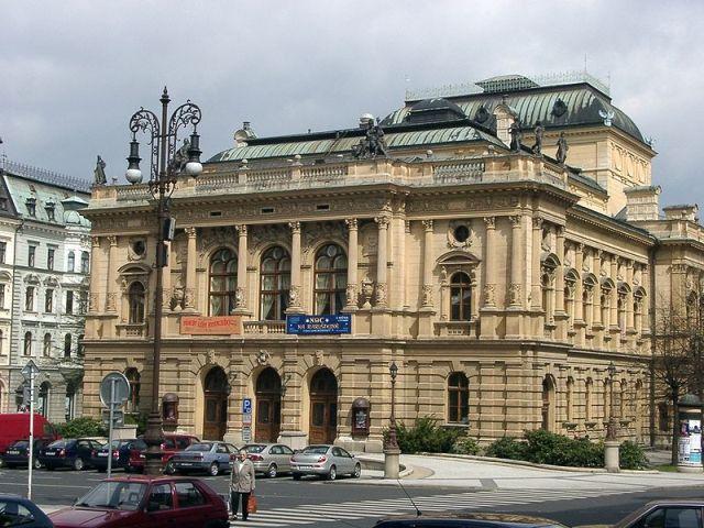 Театр Ф.Шальды
