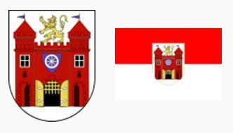 Герб и флаг города