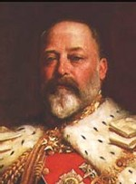 Британский король Эдуард VII