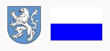 Герб и флаг города Mлада Болеслав, Чехия