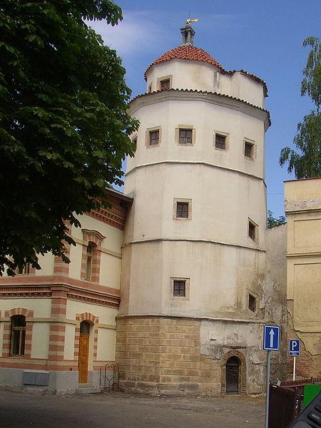 Турецкая башня – некогда городская водная станция с 1597 года