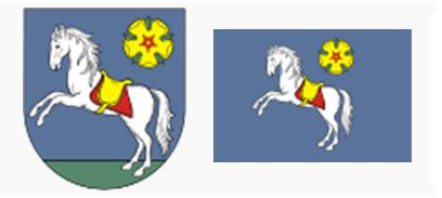 Герб и флаг города Острава