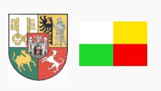 Герб и флаг города Плзень