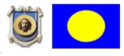 Герб и план города Teплице