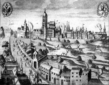 Начало заселения территории Чехии