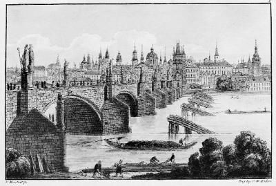 История Чехии в эпоху господства славянского быта (VI—XII века)
