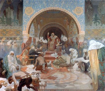История Чехии в эпоху абсолютной монархии