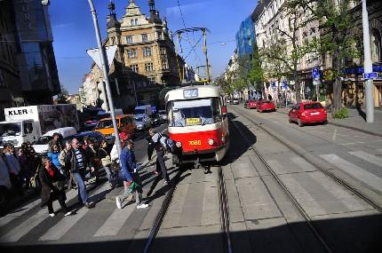 Правила дорожного движения в Чехии